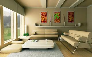 Dalam membangun rumah khususnya rumah minimalis yang dikala ini banyak diminati masyarakat Model Rumah Minimalis Bagian Dalam Yang Indah Dan Elegan