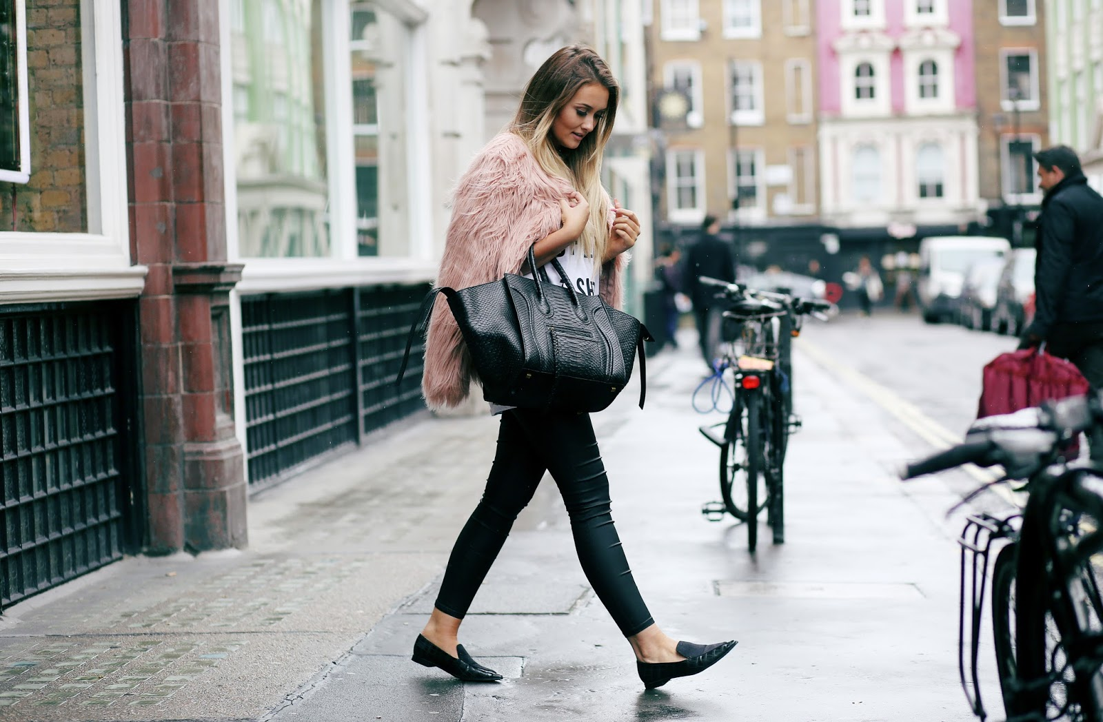 Sarah Ashcroft - That Pommie Girl  // London Fashion Week Blogger Street Style LFW