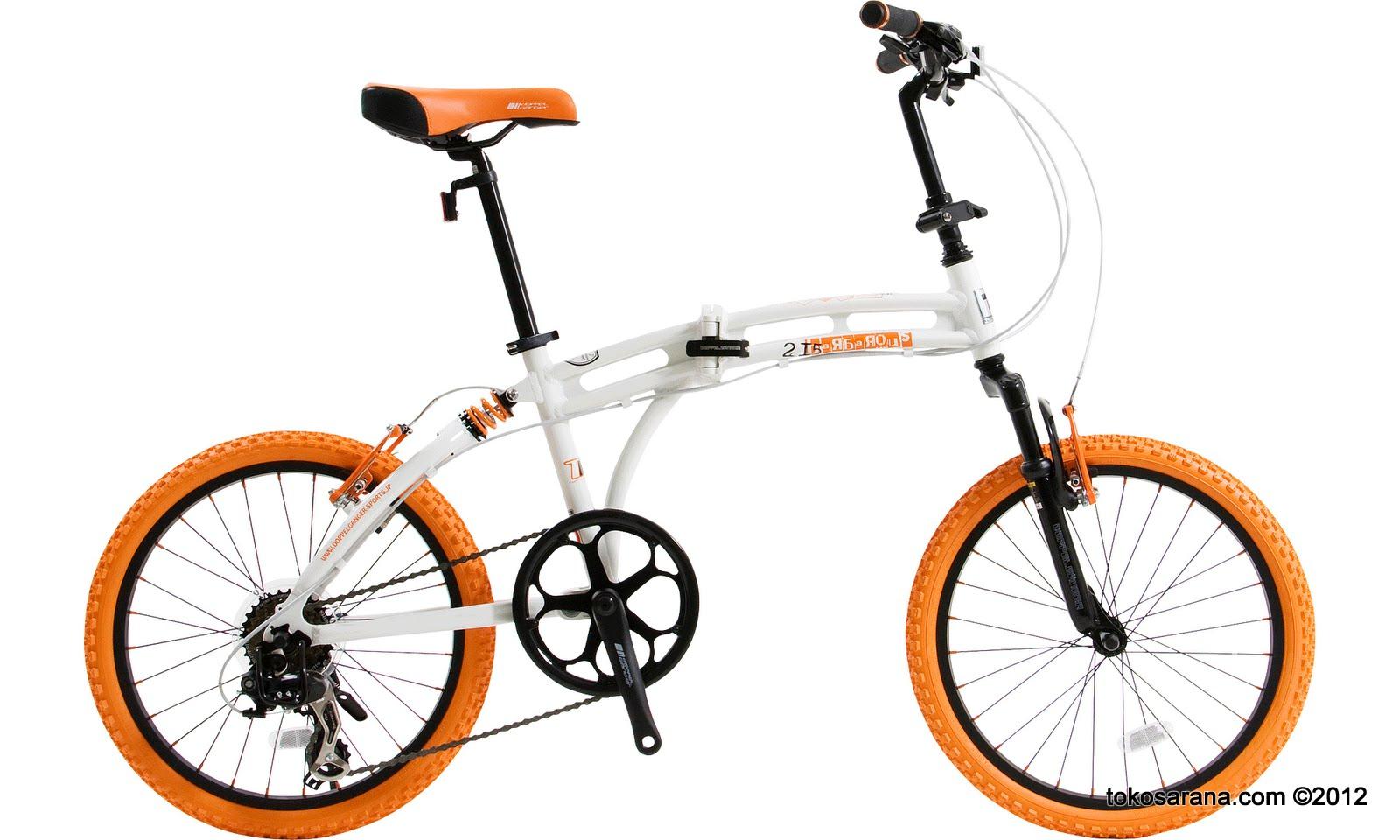 tokomagenta: A Showcase of Products: Sepeda Lipat