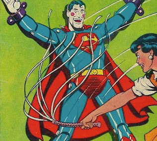 Superman loves BDSM