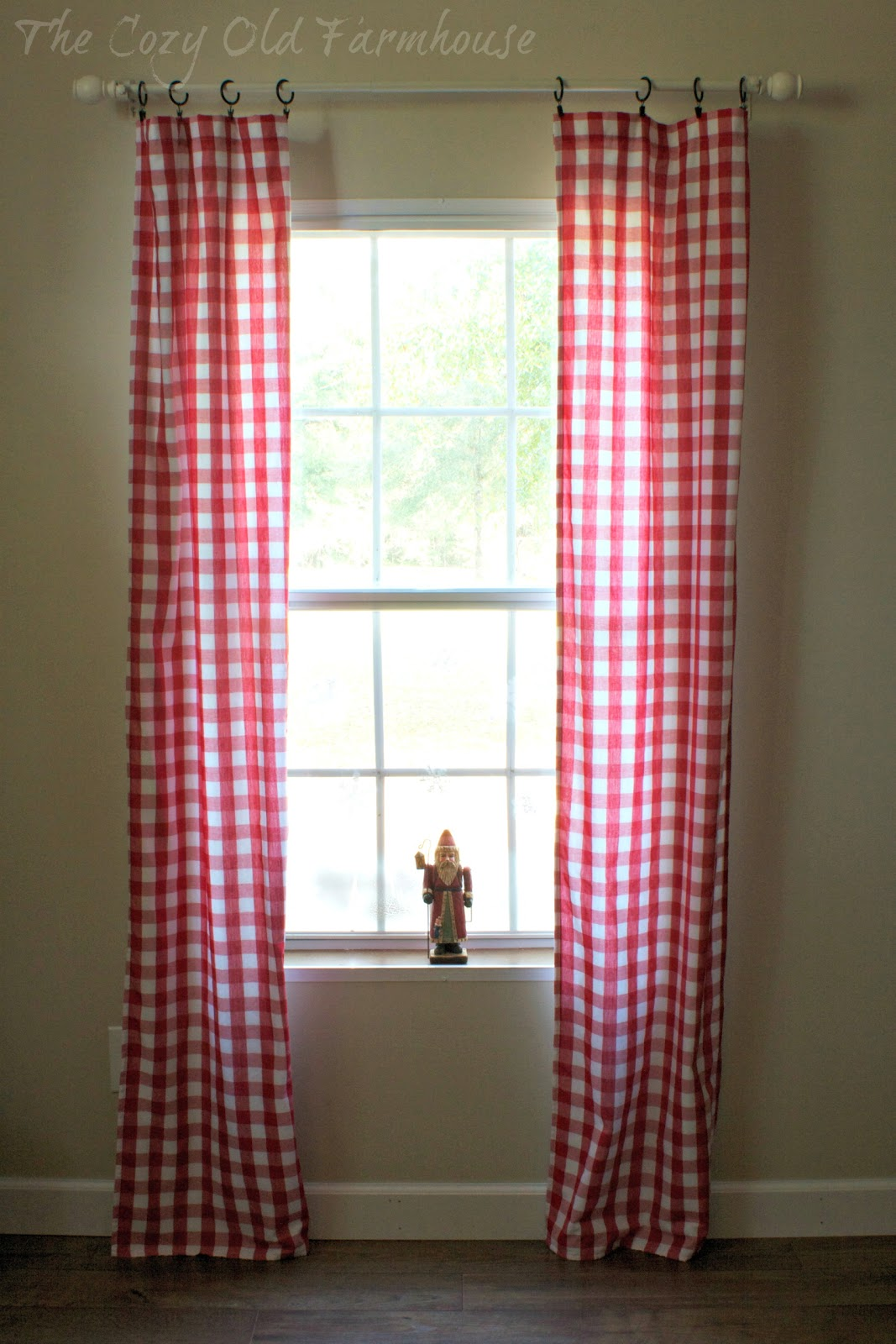 The Cozy Old Farmhouse Quick Update Post