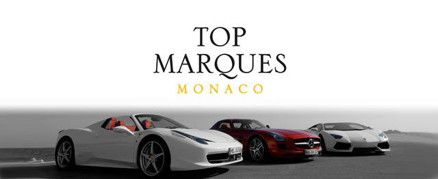 Salon Top Marques Monaco 2014