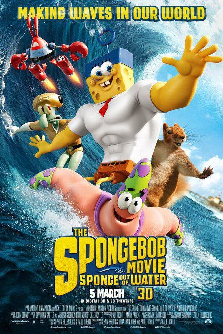 The SpongeBob Movie: Sponge Out Of Water, Tonton Filem Terbaru, Tonton Movie, Video, Drama, TV Online, TV Streaming, Anime, Sukan, Movie Terbaru, Video Tube