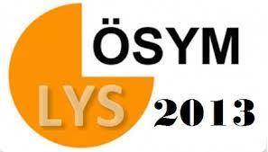 lys 2013 soru ve çözümleri