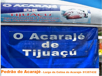 O Acarajé de Tijuaçú