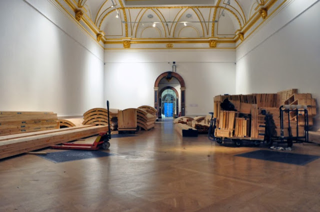 Sensing Spaces: Architecture Reimagined at the Royal Academy; installation view