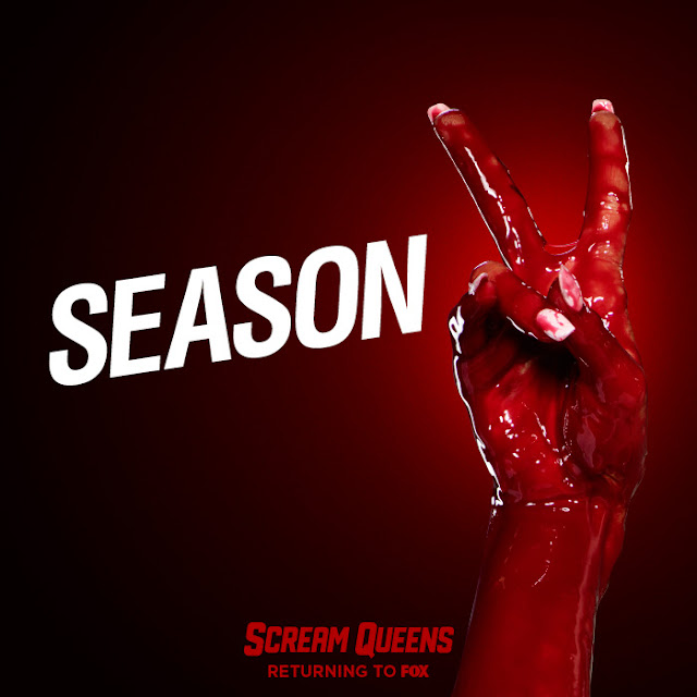 ES OFICIAL: ¡FOX renueva 'Scream Queens' por una segunda temporada!