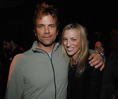 3355116022 b4dd6333ea 1 David Chokachi and his wife Susan Welcome a Daughter