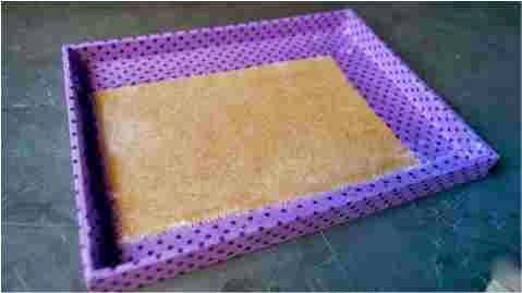 forração com tecido