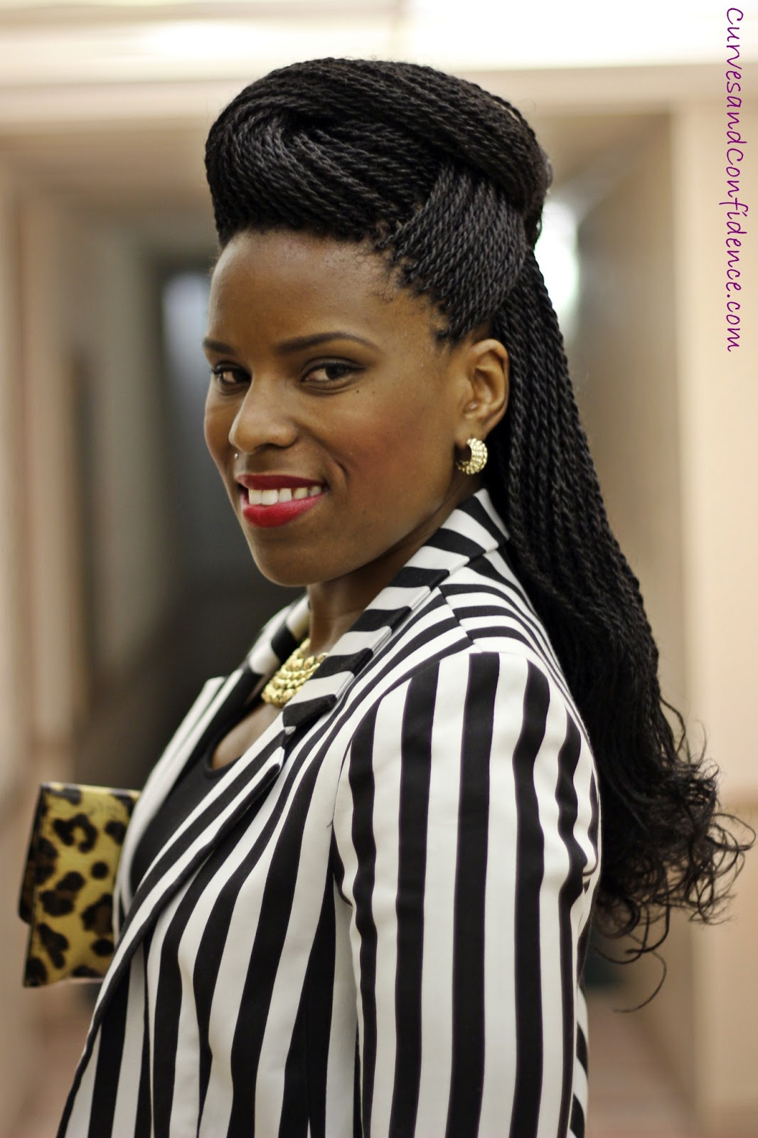 senegalese twist updo hairstyles : Senegalese Twists Updo Hairstyles Images & Pictures - Becuo