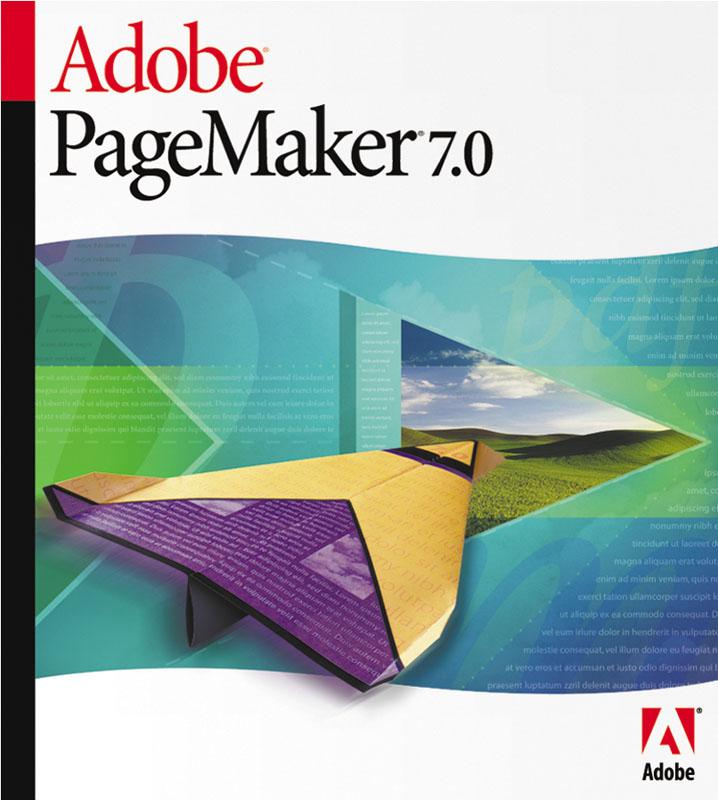 Adobe PageMaker 7.0 Download