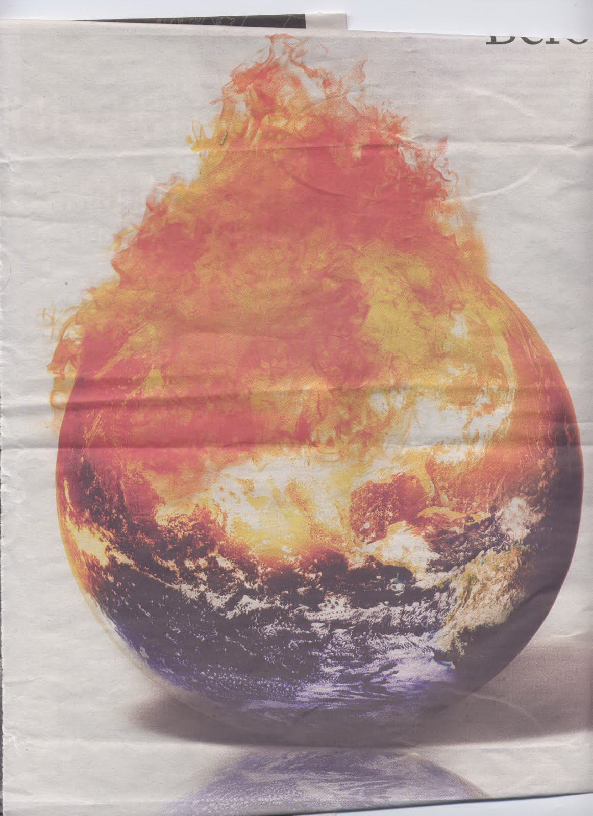 Tributo a los que han dado su vida por la Tierra