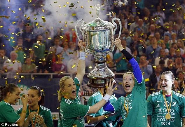 Gyor campeón de Champions League | Mundo Handball