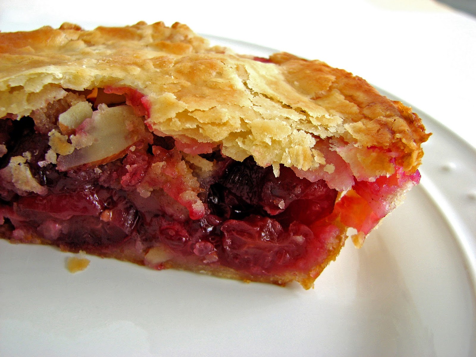enjoy fresh homemade cherry pie will come around once again