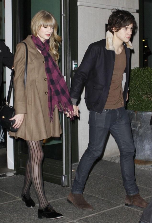 SWIFT: su padre da frenón al noviazgo de la joven con Harry Styles