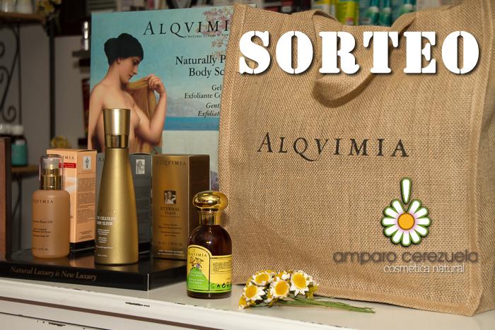 SORTEO 2 cupones de 50 € para gastar en Cosmética Natural en Amparo Cerezuela