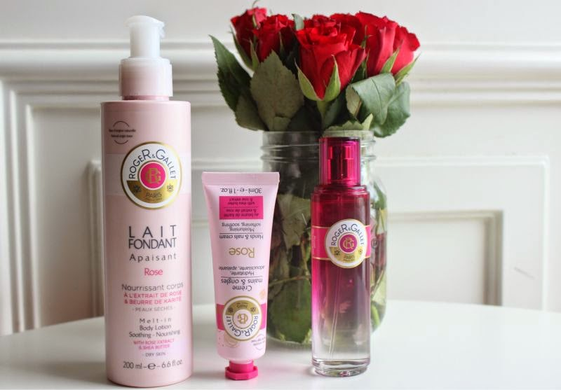 Roger & Gallet Rose Imaginaire Collection