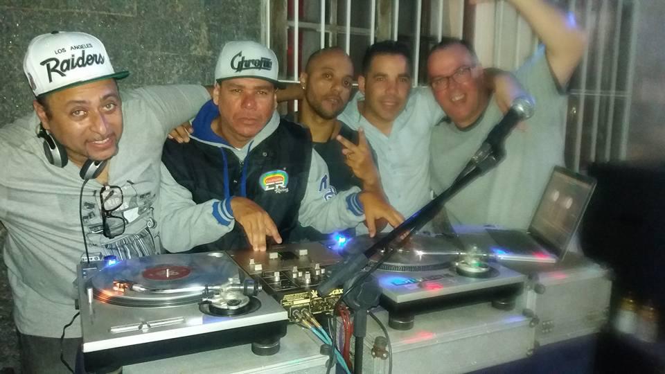 DJ GATO MAGRO, HONDA, ZÓIO, DOG &  HB