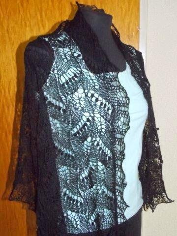 TE KOOP: diverse zwarte sjaals