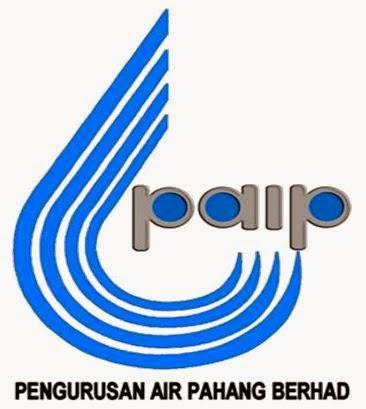 Jawatan Kerja Kosong Pengurusan Air Pahang Berhad (PAIP) logo www.ohjob.info januari 2015