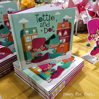 Tottie and Dot by Tania McCartney and Tina Snerling