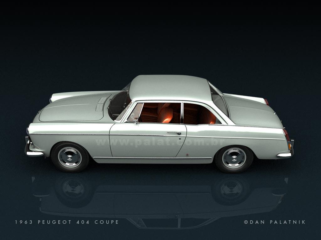 403 & 1963 Peugeot 404