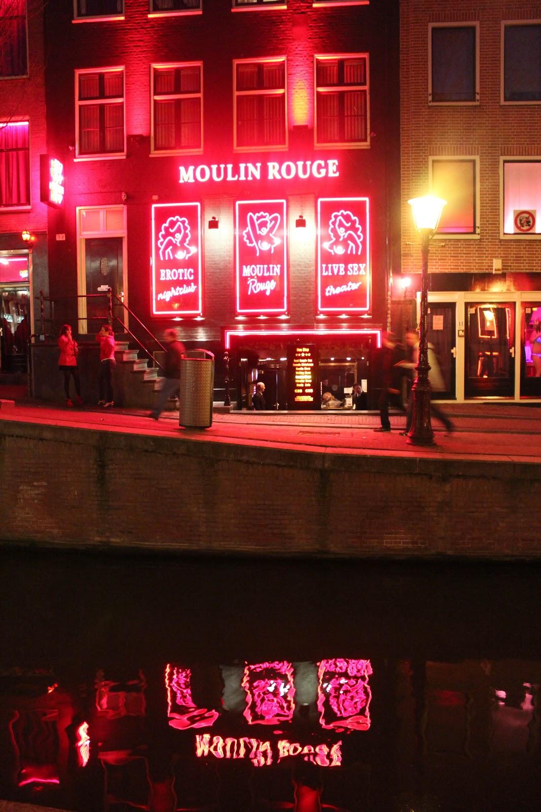 Проституция улицы красных фонарей 26 фотография
