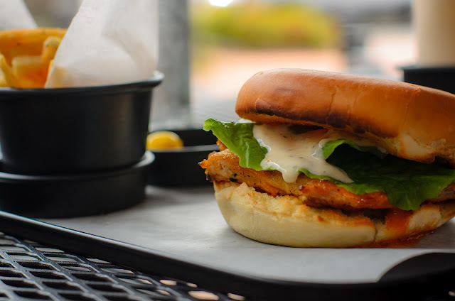 Hamburger Pohang South Korea NYC Burger Cafe