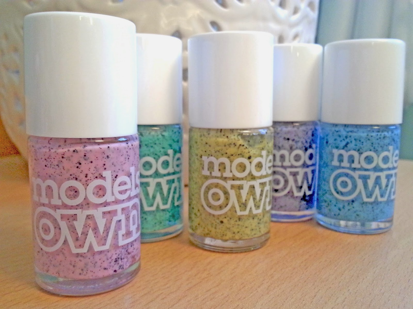 Models Own Speckle Collection Review