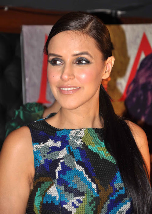 neha dhupia at maxim artic vodka party latest photos