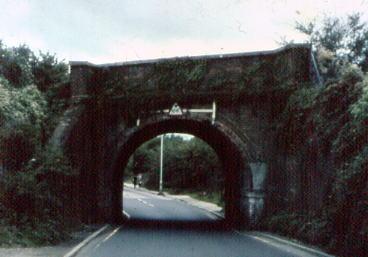 Newgate Lane bridge
