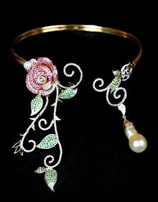 Diwali Collection jewellery by Pooja Vaswani