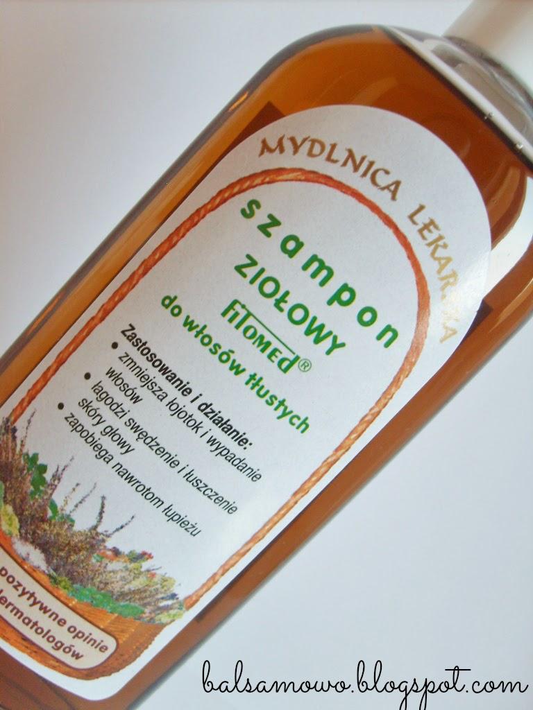 Fitomed: Szampon ziołowy do włosów tłustych