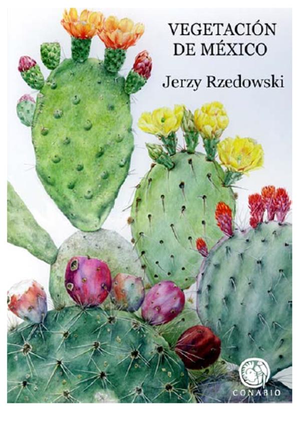 La vegetacion de mexico jerzy rzedowski libro completo pdf for Libros de botanica pdf