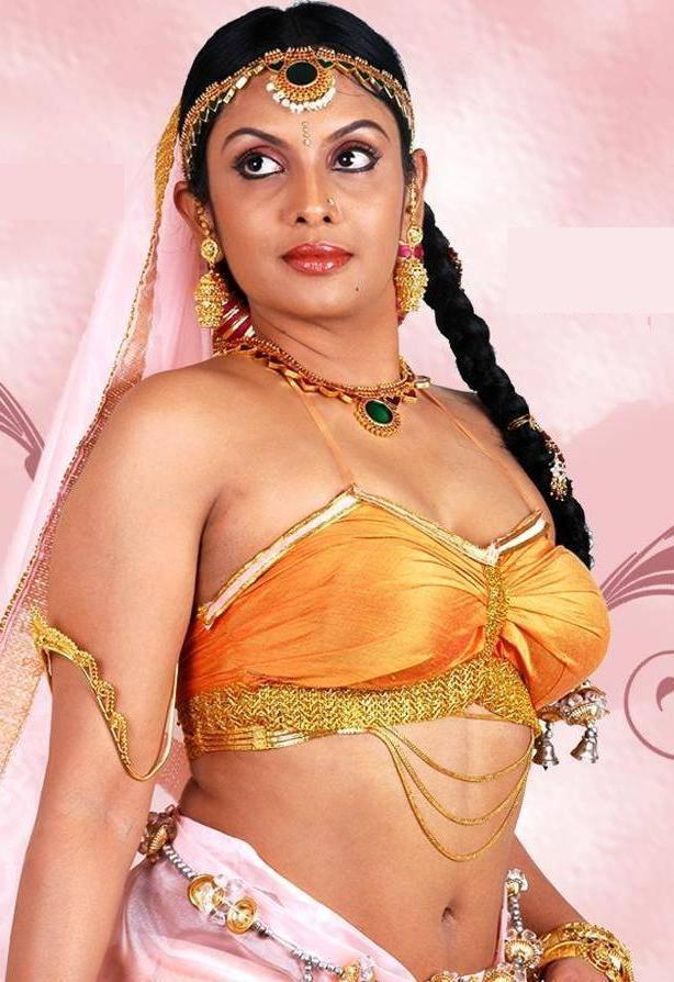 mallufun   jyothirmayi