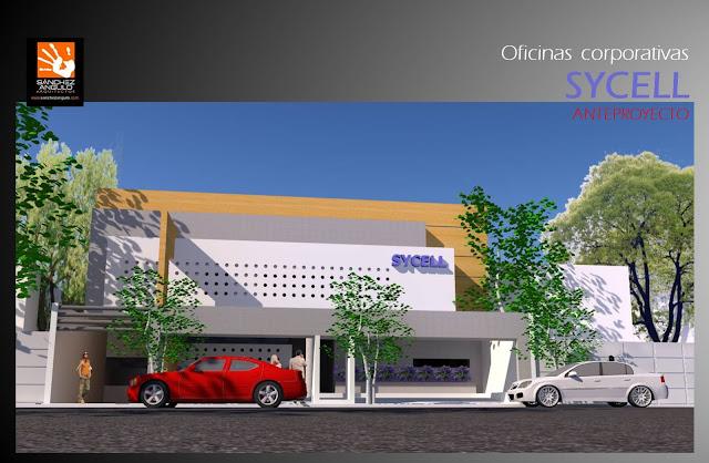 Sanchez angulo arquitectos arquitectura sustentable for Fachadas para oficinas