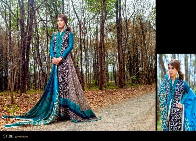 lawn Eid dresses collection by Zainab Chuttani
