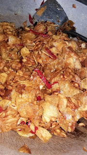 Resep Sambal Goreng Kentang Enak ala Bunda Atik Ahmad, resep cara membuat sambal goreng, sambal goreng kentang
