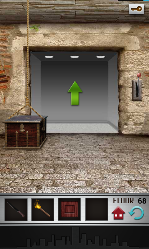 100 Floors Level 68 Walkthrough Doors Geek