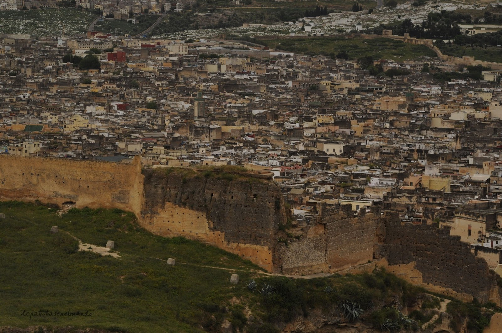 Born Nord en Fez