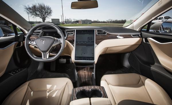 Carzorg Tesla Model S Electric Cars Tesla Motors