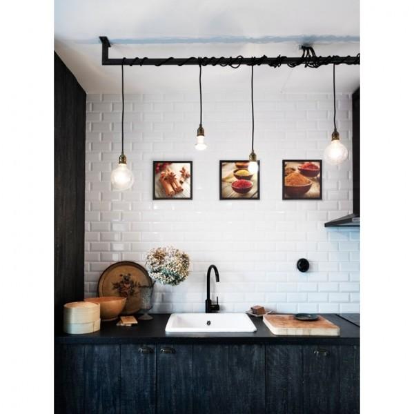 Wanddecoratie Canvas Keuken : Wanddecoratiestore: Inspiratie: keukendecoratie