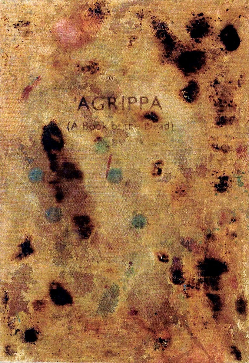 agrippa a book of the dead text