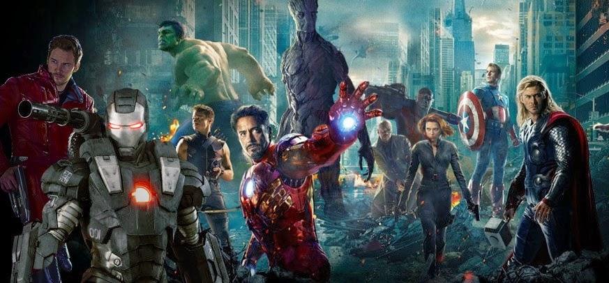Marvel Studios anuncia 5 novos projetos até 2019