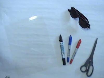 KREATIF: Cara Membuat Kacamata 3D Sendiri dengan Mudah