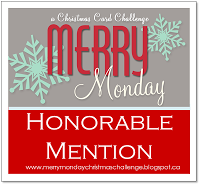 mention honorable chez Merry Monday
