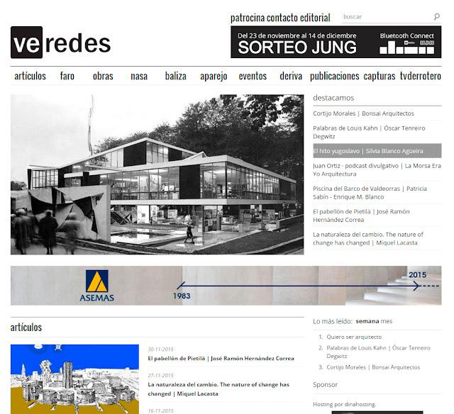 Entrevista a Alberto Alonso de Veredes por SF23 Arquitectos Segovia