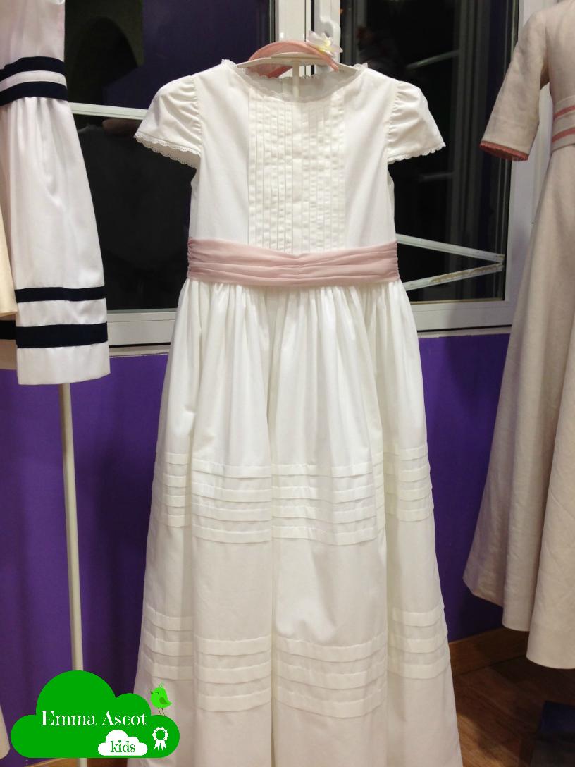 Vestido de niña de Primera Comunión hechos a medida