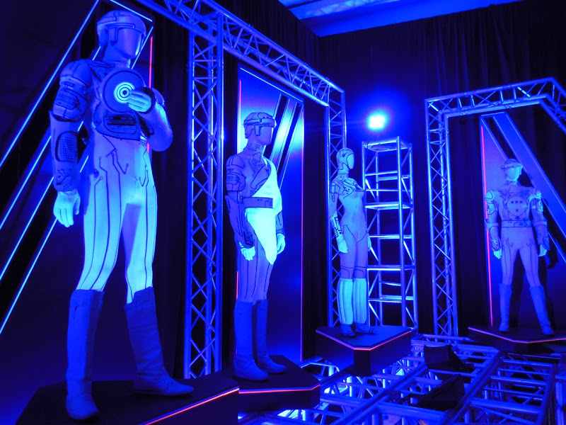 Original Tron movie costumes