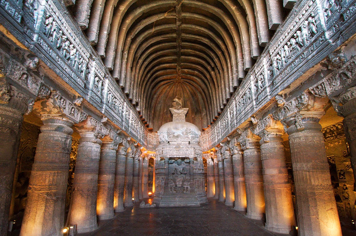 Ajanta caves welcome 39 s to india for Ajanta cuisine of india